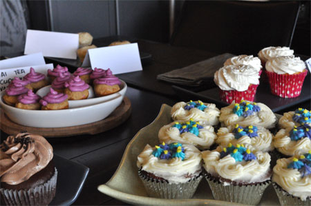 Cupcake Party - assortment