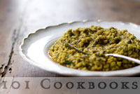 101 Cookbooks - Palak Daal