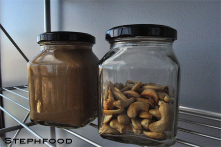Daring Cashew Butter and Roasted Cashews