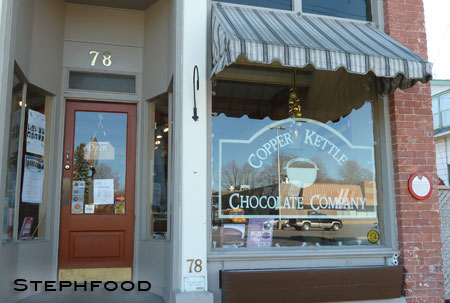 Copper Kettle Chocolate Company