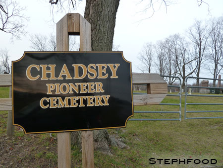 Chadsey Pioneer Cemetery