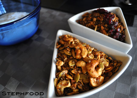 Granola Two Ways