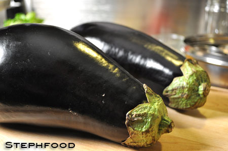 Spicy Indian Eggplant - Eggplants