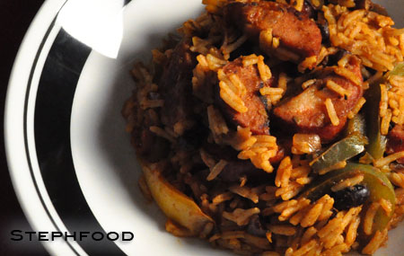 Southern Rice and Beans