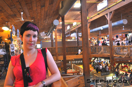 St. Jacob's Market - Steph
