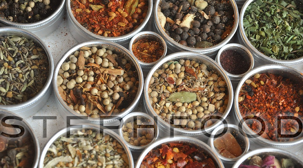 Golden Rules of Spices - spices