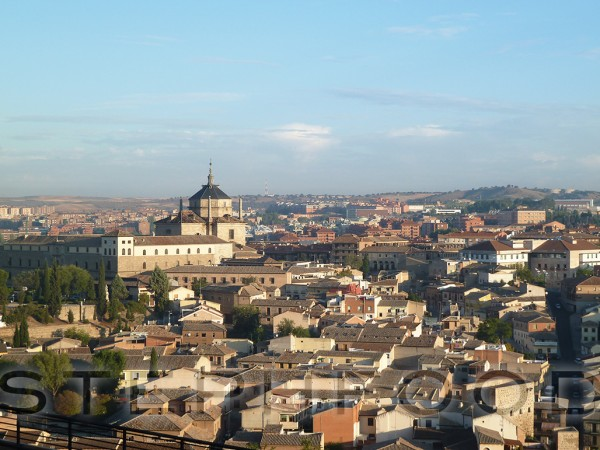 Toledo, Spain - view of the city