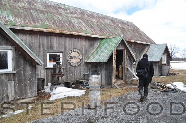 The last Cooperage in Canada
